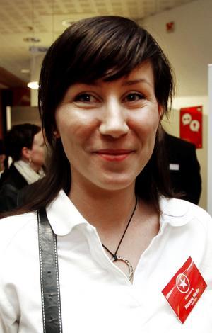 Marzena Nordin har varit projektledare för SAAM 2112.