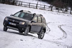 Kombinationen fyrhjulsdrift och lågt pris är lockande. Men säkerheten i Dacia Duster är under all kritik - den fick endast tre av fem stjärnor i krocktestet Euro Ncap.