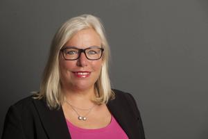 Ingela Bendrot, ny vd för Ostkustbanan AB.
