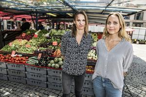 Lina Nertby Aurell och Mia Clase driver bloggen Food Pharmacy och deras böcker med samma namn har gjort försäljningssuccé. Den senaste boken