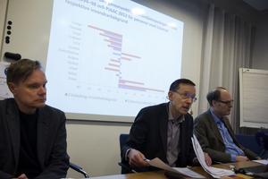 AER presenterar rapporten