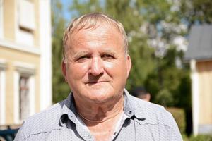 Per Söderberg är ordförande i Glamusikalliansen som arrangerar festivalen.