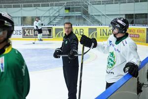 Jens Öhmans Björklöven fick en tuff start på den allsvenska säsongen men spelet på sistone har lett till en smärre succé.