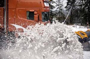Snöovädret drar norrut, nu varnar SMHI för kraftiga snöbyar i Västernorrland.