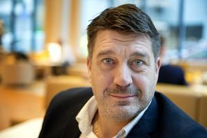 Johan Sares anläggningschef Orsa Grönklitt.