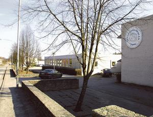 Stålhamraskolan. Foto: LT