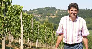 Henry Ramonteu anses av lokalbefolkningen vara Jurancons bäste vinproducent.