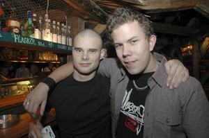 Konrad. Kristian och John