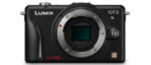 Panasonic GF2: Världens minsta systemkamera