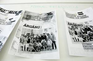 Vad blev det av den första årskullen på konstskolan? Svaret finns i ettornas och tvåornas fanzine.