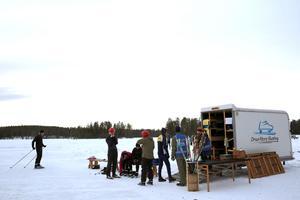 Orsa-Mora skating arrangerar tävling i helgen. Arkivbild.