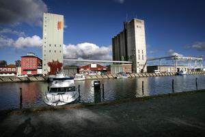 Vi i ROOP vill ha kvar ett litet stycke levande hamn och inte köra flis sju mil på väg 76 till Norrtälje. skriver Anders Fransson och Robert Johansson.
