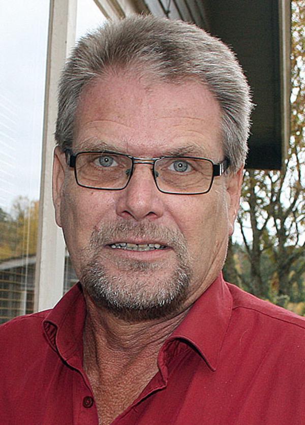 Hans- Göran Björk är projektledare för insamlingen