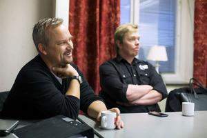 Arne Alstergren och Peter Olsson från Nolatoks.