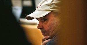 José Arteaga i rätten.