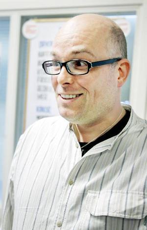 """""""Nu hoppas vi att detta ska bli et socialt företag och att vi ska kunna ta emot andra arbetslösa"""", säger en av initiativtagarna Stefan Falkelind."""