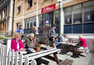 Hudiksvalls kommun har beslutat om en ny policy för uteserveringar.