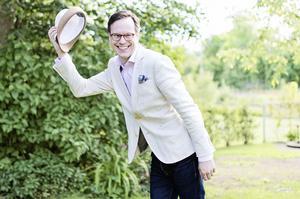 Thomas Deutgen gör sitt elfte år som programledare för Guldklaven.