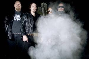 Dödsmetall från Sandviken. Sorcery var med och skapade genren. Nu spelar de igen, på Bryggeriet i Sandviken i morgon till exempel.