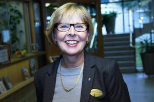Mona Franzén-Lundin tackar för sig och börjar pendla till Söderhamn.
