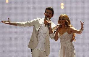 Duon Ell/Nikki vann schlager-EM.