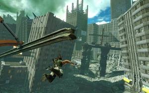Bionic Commando är ett av japanska Capcoms äldre varumärken. Att ett bolag i Europa fick uppdraget att göra spelet väckte uppmärksamhet i hela världen.