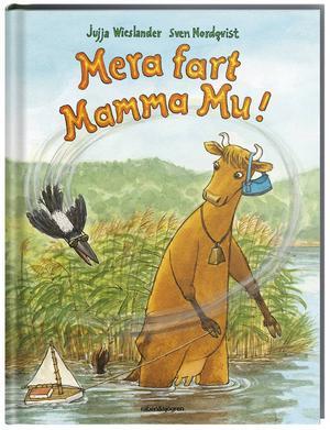 Ny Mamma Mu-bok i vår.