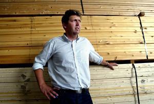 Tomas Herkules, filialchef på Beijer.