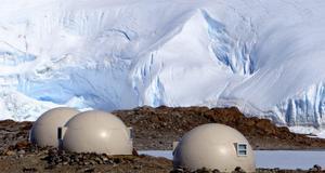 Nu går det att bo bekvämare på Antarktis.