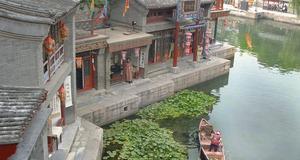 Peking har letat sig in på listan efter mest eftersökta resor. Här Sommarpalatset.