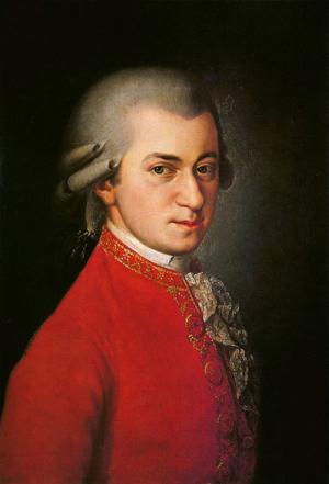 """Mozart skrev bokstavligen denna dödsmässa på sin egen dödsbädd.   """"Requiem"""" är ett av tonsättarens mest kända och beundrade verk som Sandvikens symfoniker med kör framförde i Sandvikens kyrka på lördagen."""