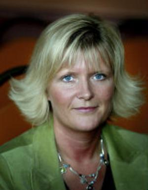 Infrastrukturminister Ulrica Messing talade om Anna Lindh och det självklarar att prostitution inte har någon plats i ett samhälle där kvinnor och barn har människovärde.