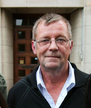 Christer Wikström (SD) drar en lättnadens suck. Han misstänks inte längre för brott. Förundersökningen är nedlagd.