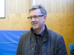 Magnus Holst är ordförande i SAIK Bandy.