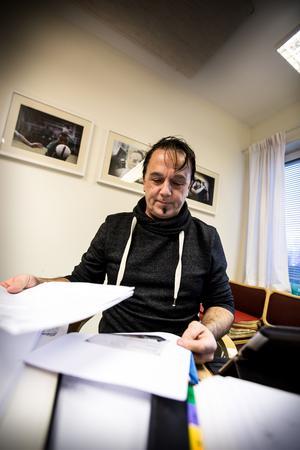 Bosse Hårdén tänker efter årsskiftet rikta blicken mot Värmland och olika händelser kring Elmiamässan i Jönköping.