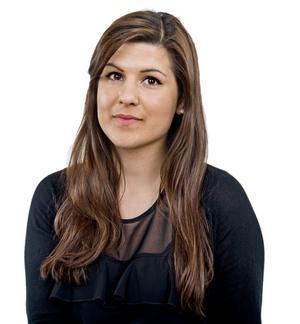 Amanda Björkman Ledarskribent