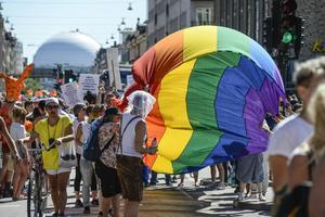Just nu pågår Pridefestivalen i Stockholm.