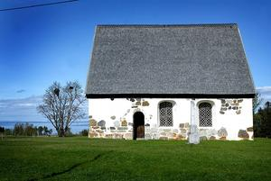 Marby kyrka.
