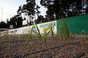 Ingen is i Skutskär, bilden är tagen innan de nya kylrören lades på plats 2011.