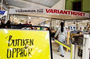 Minskad lönsamhet bidrar till att Ingela Bengtsson lägger ner Varianthuset i Bergvik.