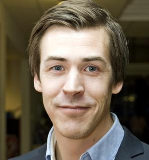 Henrik Hagberg, ny Sogeti-chef i Borlänge.