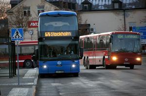 Flera busslinjer får utökad trafik i nya tidtabellen.
