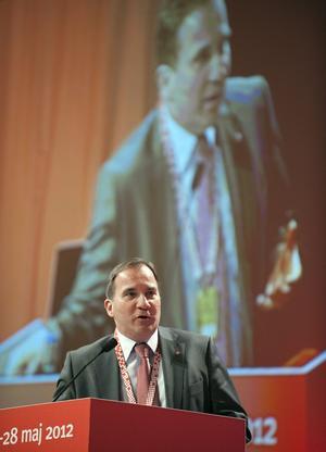 Växer. Sedan Stefan Löfven blev partiledare har Socialdemokraterna gått starkt framåt i opinionsmätningarna. Så även i SCB:s mätning, som presenterades i går.