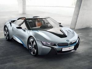 BMW i8.Foto: BMW