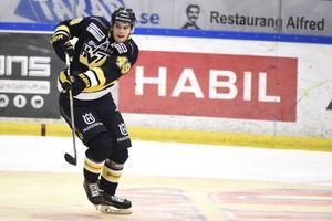 Axel Eidstedt lämnar moderklubben HV71 för spel med Modo.