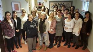 Nu finns det 27 nya undersköterskor i kommunen.