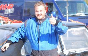 Joakim Stattin vann seniorklassen.