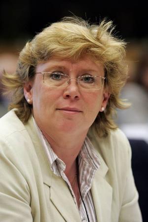 Jan Andersson (S).Lena Ek (C).
