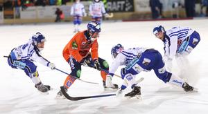 Per Hellmyrs mål fram till 2–0 var en riktig delikatess – och innebar en smakstart för Bollnäs och ett kopplat grepp som man aldrig släppte.