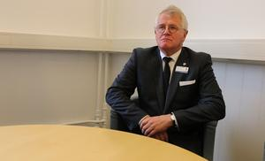 Anders Jansson (M), omvårdnadsnämndens ordförande.